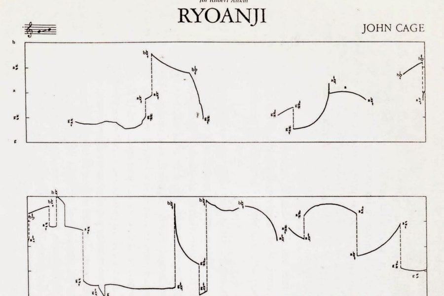 Christine Tavolacci And Ted Byrnes Perform John Cageu0027s Ryoanji